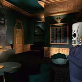 Grim Fandango's Manny Calavera