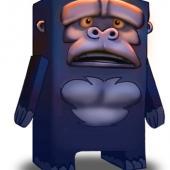 Gorilda of Boom Blox.