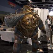 Big Daddy statue at PAX 2007 Expo Hall taken by Lord Moon