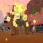 Bucky Beaverton of Boom Blox.