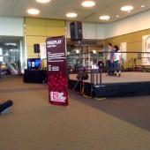 Dance Revolution Freeplay stage