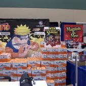 Naruto Booth, PAX 2007 Expo Hall taken by Lord Moon
