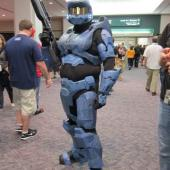 Master Chief over in Halo Fest