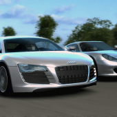 Forza Motorsports 2: Audi R8 - at Gamers With Jobs