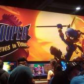 Sly Cooper 4: Thieves in Time booth