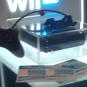 WiiU Unit in Expo Hall