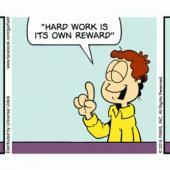 Garfield, minus Garfield