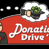 GWJ Donation Drive 2016