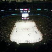 United Center Ice
