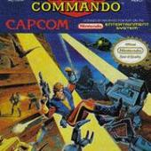 The craptastic box art for Bionic Commando.