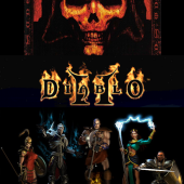 Diablo II at GamersWithJobs.com