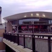 Front of BCEC, before PAX East 2014 opens
