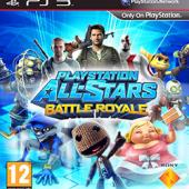 Playstation All Stars Battle Royale boxart