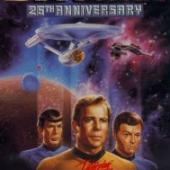 Star Trek:25th Anniversary box art