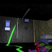 Delta G car level screenshot