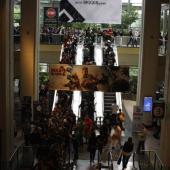 Grand Escalator, PAX Prime 2014