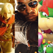 Final Fantasy Type-0 HD, Battlefield: Hardline, Mario Party 10