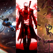 Sid Meier's Starships, DmC: Devil May Cry: Definitive Edition, Mushroom Men: Truffle Trouble