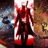 Sid Meier's Starships, DmC: Devil May Cry: Definitive Edition, Mushroom Men: Truffle Trouble