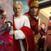 Toren; Hegemony Rome Rise of Caesar; Stealth Inc.