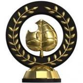 Leaf Cup trophy