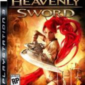 Heavenly Sword boxart