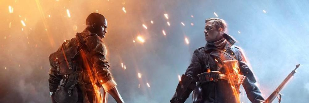"""Battlefield 1 - """"Strong Competition"""""""