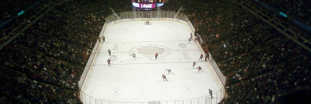 United Center Ice