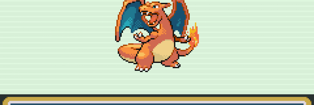 The mighty drag roar of a Charizard.