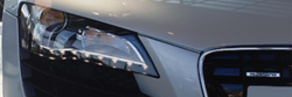 Audi R8 Passenger Headlight