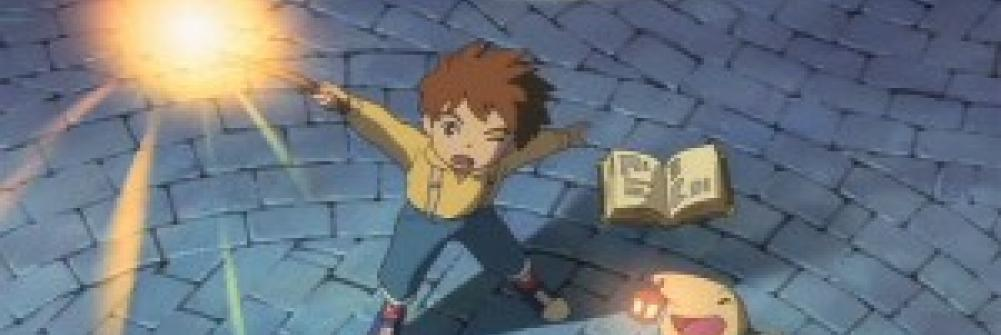 Oliver's Off On His Big Adventure in Ni No Kuni: Wrath of the White Witch