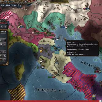 EUIV Common Sense The Papal States