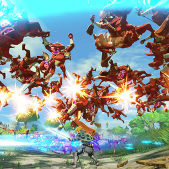 Hyrule Warriors: Age of Calamity