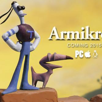 Armikrog: Coming? 2015?